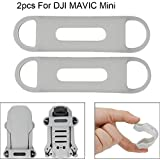 Dolloress 2pcs Silicone Propeller Fixators Props Blades Stabilizers Fixed Holder Protector Transport Protection Compatible for DJI Mavic Mini Drone Accessories