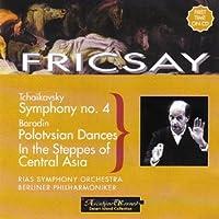 Tchaikovsky: Symphony No.4 / Borodin: Polovtsian Danses