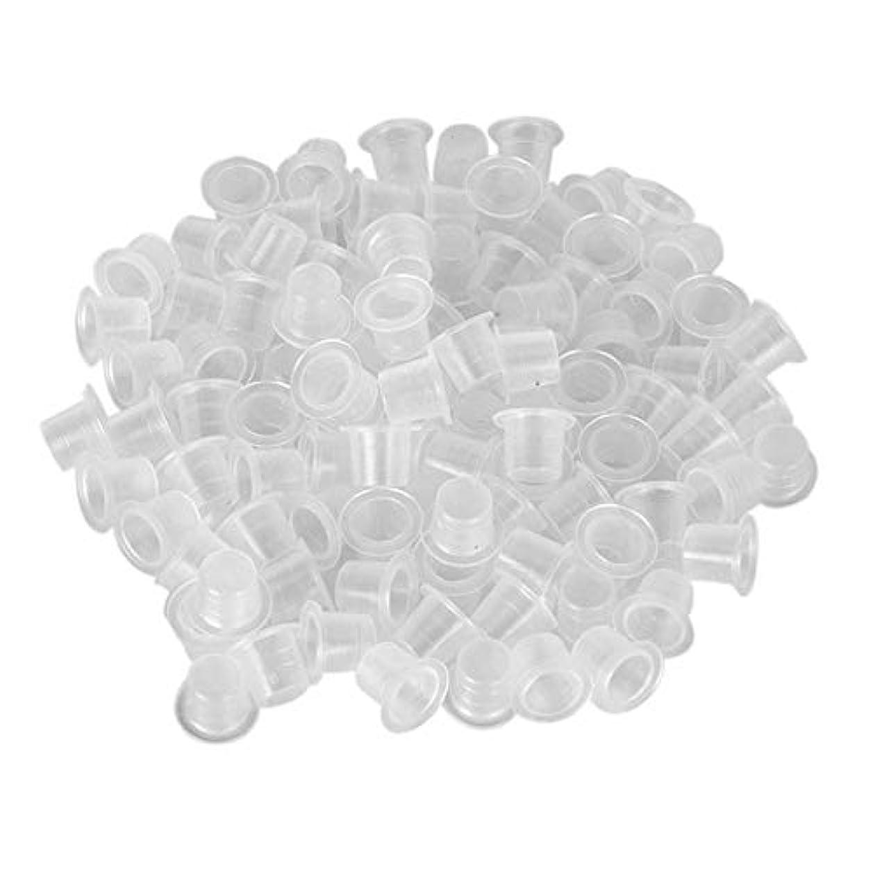 課す絶滅したオリエンタルAAcreatspaceタトゥー用品タトゥー製品カラーカップホワイトラージミディアムスモールカラーカップ1000パックタトゥーアクセサリータトゥーカップ