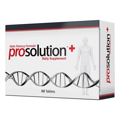 米国で人気のサイズアップ・サプリ!ProSolution PLUS 60tabs・・・