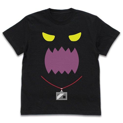HUGっと!プリキュア オシマイダー Tシャツ ブラック XLサイズ