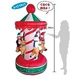 【クリスマスエアブロウ】フェアリーランド  / お楽しみグッズ(紙風船)付きセット