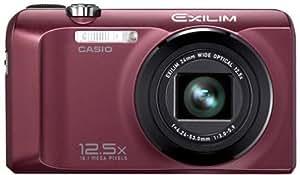 CASIO デジタルカメラ EXILIM レッド EX-H30RD
