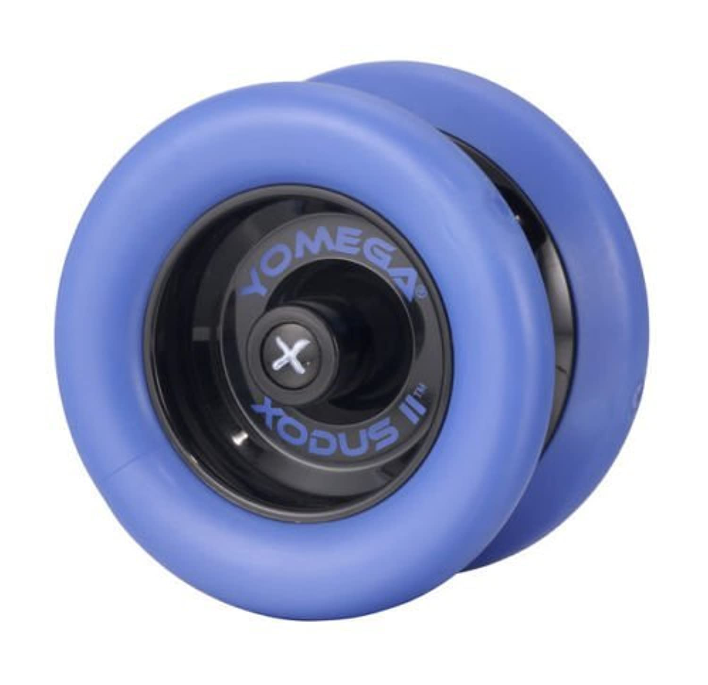 Yomega Xodus II Yo-Yo - Blue and Black [並行輸入品]