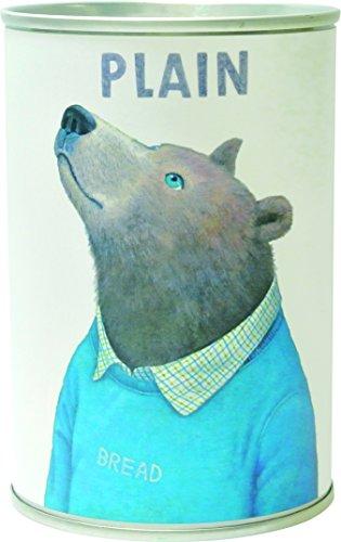 2コ入り パン缶 Subin bear プレーン