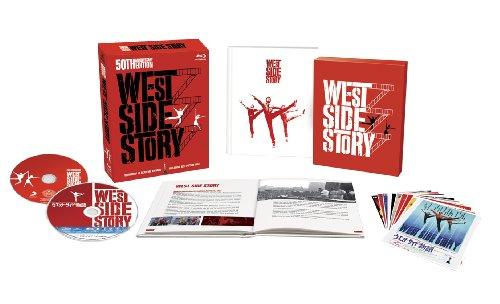 ウエスト・サイド物語 製作50周年記念版 コレクターズBOX [Blu-ray]