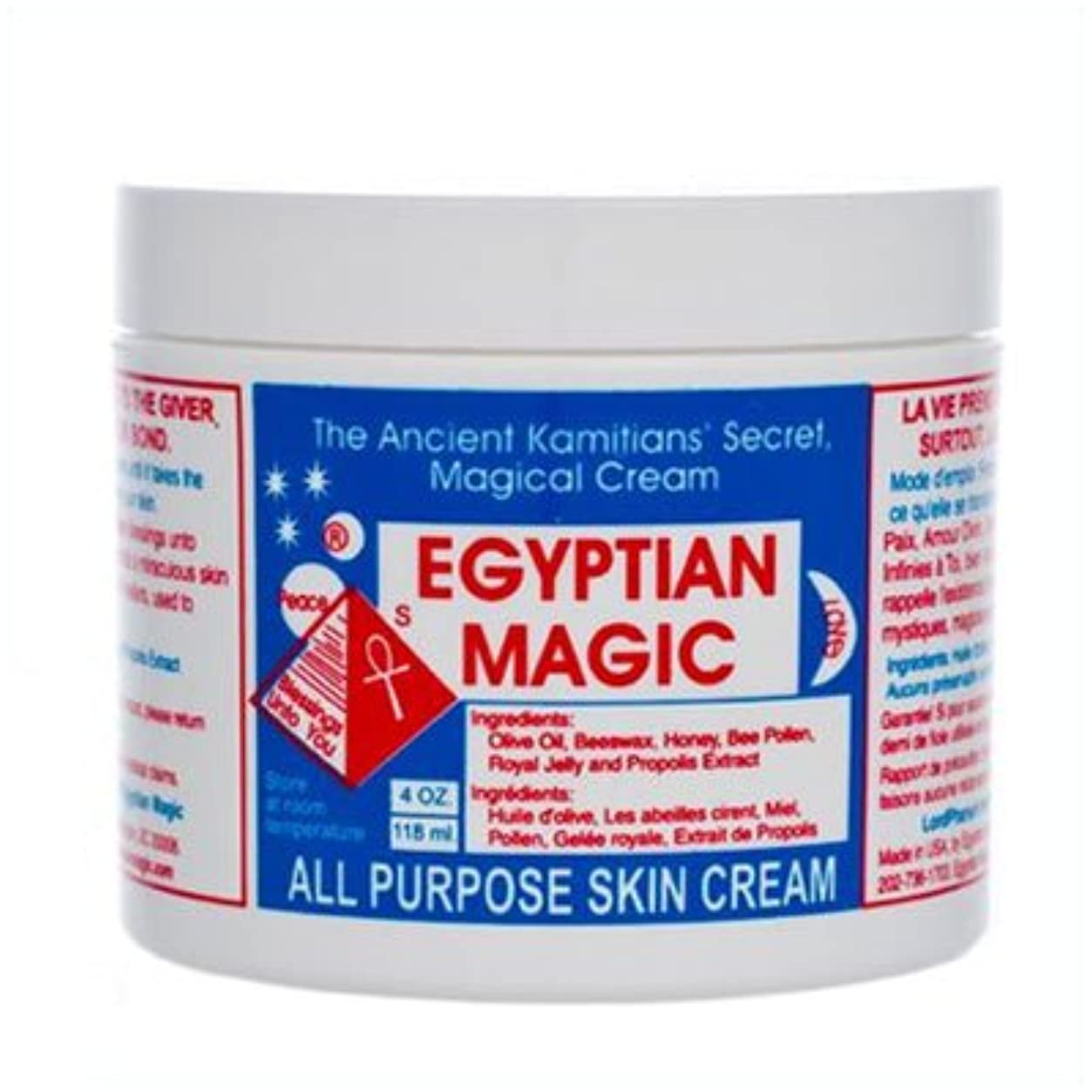 ランプアジテーション保険エジプシャン マジック[Egyptian Magic]クリーム118ml【並行輸入品】