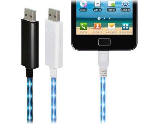 【RIRIYA】「Micro USB ケーブル」2.1A 急...