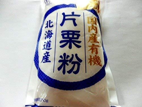 ムソー 国内産有機馬鈴薯使用・片栗粉 200g×2袋セット