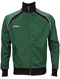 ASICS メンズ アプローチ ウォームアップランニングジャケット