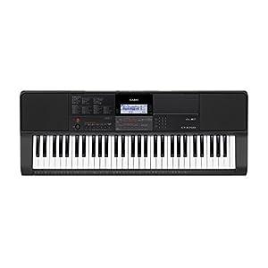 カシオ 電子キーボード 61鍵盤 ベーシックキーボード CT-X700