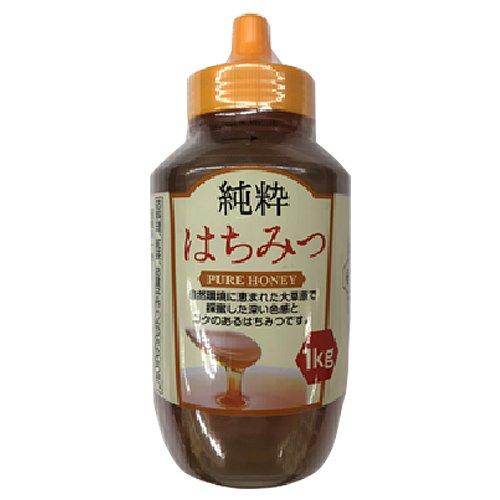 三洋通商 純粋蜂蜜 中国産 1kg