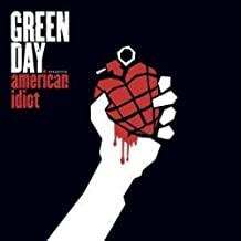 Green Day - American Idiot [2LP] (Red, White & Black Colored Vinyl, limited to 5000, indie-retail exclusive)