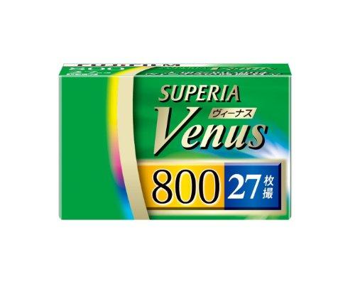 SUPERIA Venus 800 [135 27枚撮 1本]