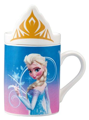 ディズニー 「 アナと雪の女王 」 エルサ フタ付マグカップ 230ml SAN2373-1