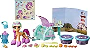 My Little Pony: A New GenerationMovie Story Scenes Mix and Make Sunny Starscout- Toy with Compound, 25 Acces