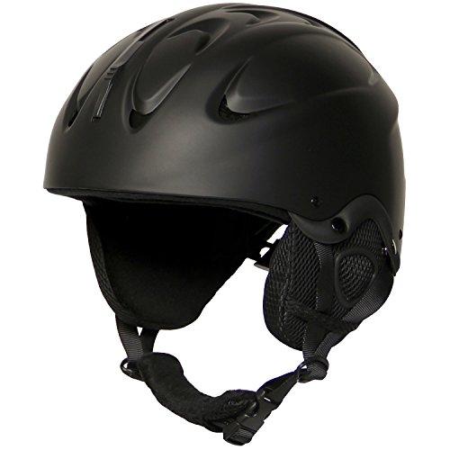 VAXPOT(バックスポット) スキー スノーボード ヘルメット 【ジャパンフィット】 VA-3150 BLK S-M