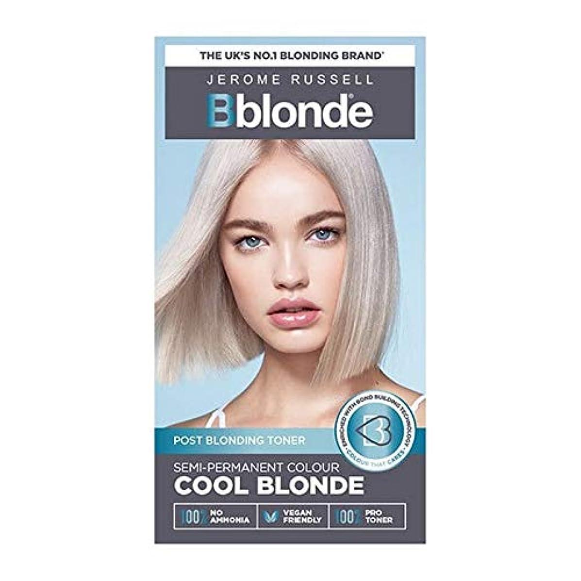 送信する考古学者延期する[Jerome Russell ] ジェロームラッセルBblonde半恒久的なトナークールなブロンド - Jerome Russell Bblonde Semi Permanent Toner Cool Blonde [...