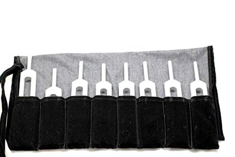 【BIOSONICS社正規品】 フィボナッチチューナー 音叉 8本セット バイオソニックス社製品 Fibonacci Tuners