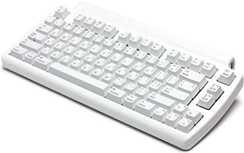 Matias Mini Tactile Pro keyboard for Macクリックタイプメカニカルキーボードコンパクトモデル US配列 MAC用 USB ホワイト FK303