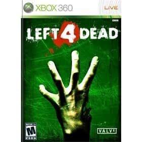 XBOX360 Left 4 Dead レフトフォーデッド 【海外アジア版】