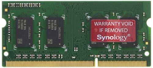 【NAS用拡張メモリ】Synology D3NS1866L-4G [DDR3-1,866-SODIMM / 4GB / Synology NAS専用] 国内正規代理店品