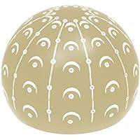 リアン (Lien) 10月ピンクトルマリン ペット専用骨壺 メモリアルボール リアン スパーク シャンパンゴールド