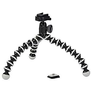 【国内正規品】JOBY フレキシブル三脚 ゴリラポッド ハイブリッドJP ミラーレス一眼対応 ブラック/グレー 010737