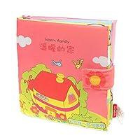 暖かいファミリSoft BookファブリックBook pre-school Book