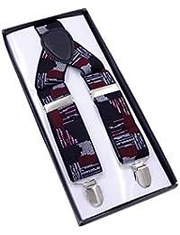 (ネルロッソ) NERLosso サスペンダー メンズ スーツ ベルト 紳士 ビジネス カジュアル フォーマル 正規品 cmj24169