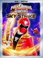 Power Rangers Super Megaforce Sky Strike [DVD] [Import]