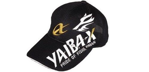 ささめ針(SASAME) ヤイバウルフメッシュキャップ YMC-4-B ブラック