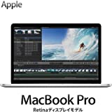APPLE MacBook Pro with Retina Display (15.4/2.7GHz QC i7/16/512/HDMI) ME665J/A
