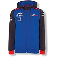 【 Toro Rosso 】 スクーデリア トロロッソ ホンダ F1 Racing Team 2018 オフィシャル レプリカ フーディー