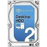 """【国内正規代理店品】 Seagate 内蔵HDD Desktop HDDシリーズ (2TB / 3.5"""" / SATA3.0 / 7,200rpm) ST2000DM001"""