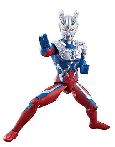 [해외]울트라 액션 피규어 울트라 맨 제로/Ultra Action Figure Ultraman Zero