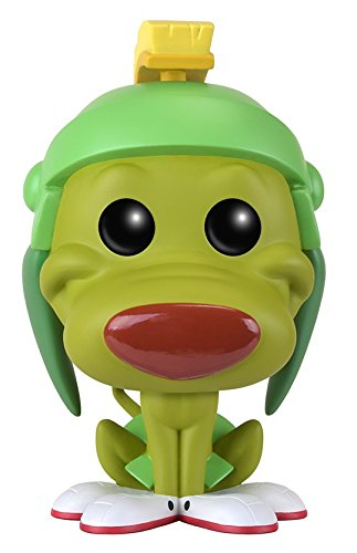Funko - Figurine Looney Tunes - Duck Dodgers - K-9 Pop 10cm - 0849803098872