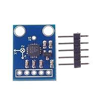 友美 GY-61 ADXL335 3軸アナログ出力加速度計角度トランスデューサー3-5ボルト3軸重力傾斜ボード用Arduinoセンサーモジュール