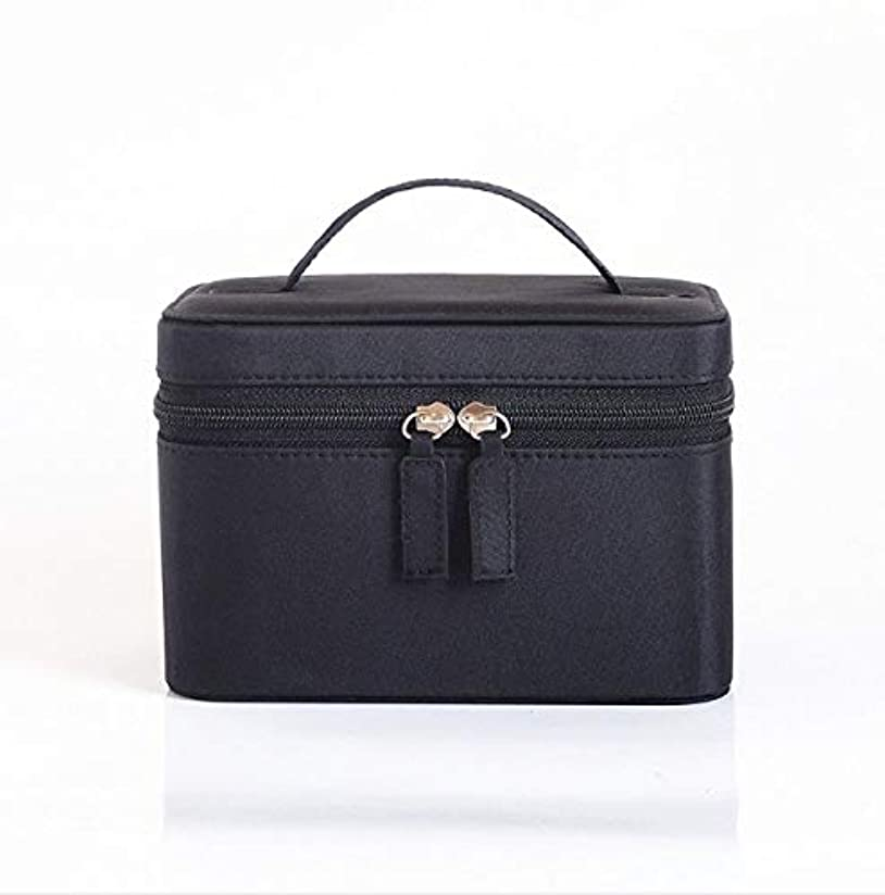 今承認する絶妙化粧品ケース、大容量防水三次元ポータブル旅行化粧品袋収納袋、美容ネイルジュエリー収納ボックス