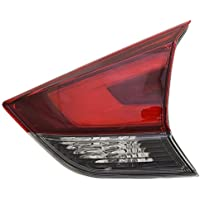 TYC 17-5704-00-1 Toyota Corolla Replacement Reflex Reflector