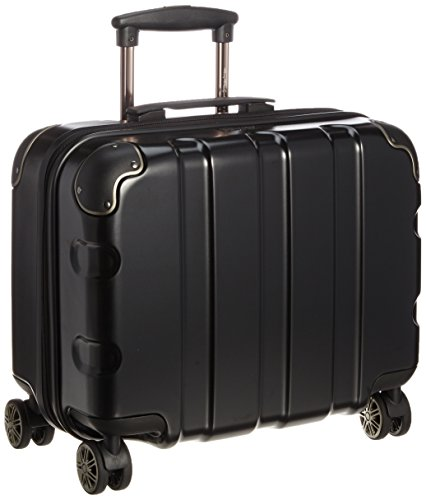 [トヨタ レーシング デベロップメント] TRD スーツケース 35L 3.5kg 機内持込可 83420001 BK (BK)
