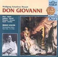 Mozart;Don Giovanni