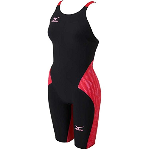 MIZUNO(ミズノ)レース用競泳水着レディースGX-SONICIIIMRハーフスーツFINA承認N2MG620296サイズ:Sブラック×レッド