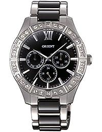 オリエント ORIENT クオーツ メンズ 腕時計 SSW01003B ブラック[並行輸入品]
