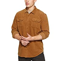 The Critical Slide Society Men's Lazy Bone Cord Shirt