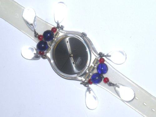 見本シャンデリアプラスチックスイスクオーツメンズ腕時計