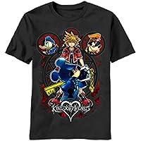 Kingdom Hearts SHIRT メンズ ユニセックス・アダルト