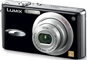 Panasonic DMC-FX8-K LUMIX  グロスブラック