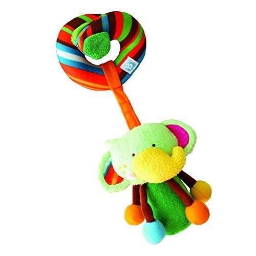 おもちゃ ホビー B kids Loop 'N Link Pals Plush Toy Fefe [並行輸入品]