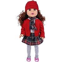 人形 おもちゃ 女の子 抱き人形 縫いぐるみ 長い髪 ケア トレーニング 育児 看護 保育士 柔らかい